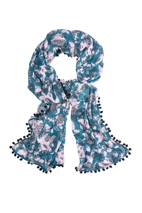 Loobie's Story Ophelia Scarf-accessories-Diahann Boutique