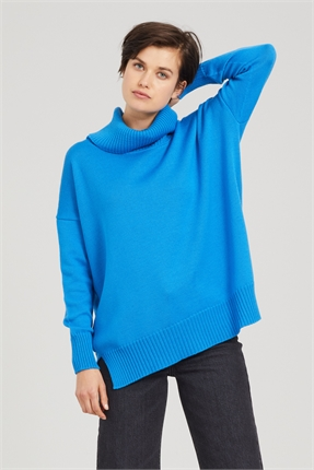 Standard Issue Funnel Neck Jumper-jumpers-Diahann Boutique