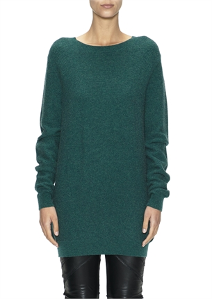 Sabatini Crew Neck Cashmere-jumpers-Diahann Boutique