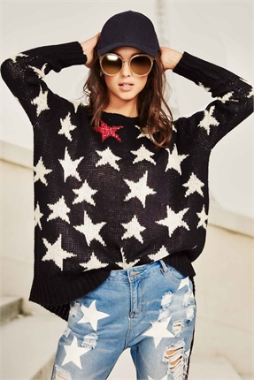 Cooper Star Of The Show Jersey-jumpers-Diahann Boutique