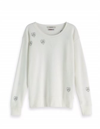 Scotch and Soda Soft Sweat-tops-Diahann Boutique