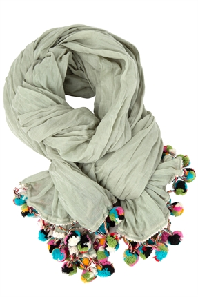Curate Morocco Memories Scarf-accessories-Diahann Boutique