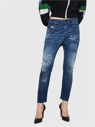 Diesel Fayza Sweat Jean-jeans-Diahann Boutique