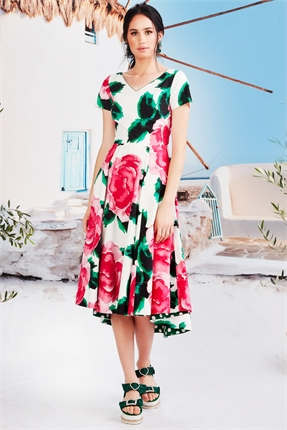 Trelise Cooper Go With The Bow Dress-dresses-Diahann Boutique