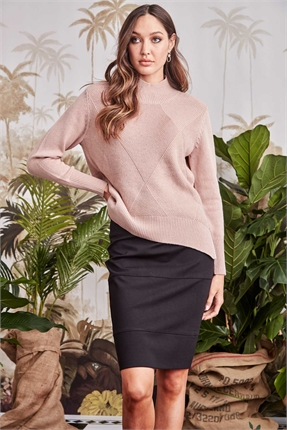 Verge Insight Sweater -jumpers-Diahann Boutique