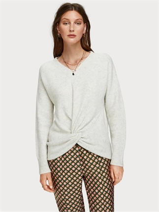 Scotch and Soda Knot Knit-jumpers-Diahann Boutique