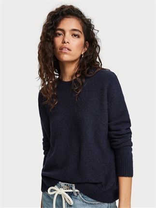 Scotch and Soda Crewneck Knit-jumpers-Diahann Boutique