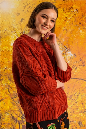 Cooper I Like Knit Like That Jersey-jumpers-Diahann Boutique