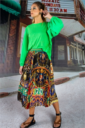 Coop Love Skirts Skirt-skirts-Diahann Boutique