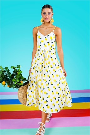 Coop Rising Sundress Dress-dresses-Diahann Boutique