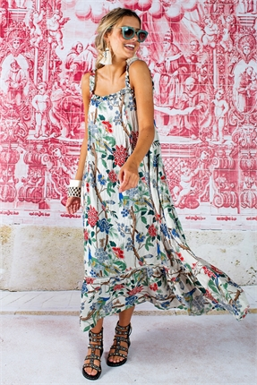 Curate Maxi On Dress-dresses-Diahann Boutique