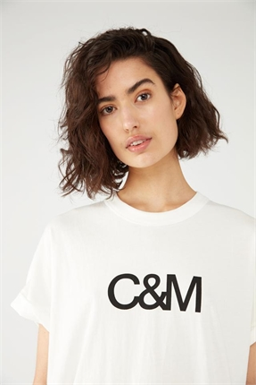 C&M Huntington Tee-tops-Diahann Boutique