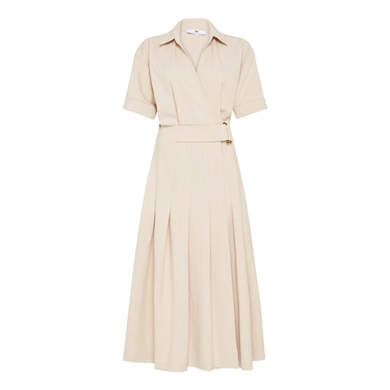 Camila and Marc Corsica Pleated Dress-dresses-Diahann Boutique