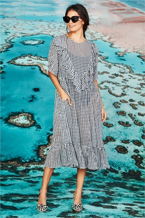 Curate SHEER LOVE DRESS-dresses-Diahann Boutique