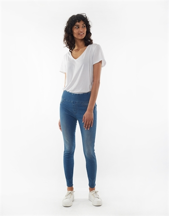 Elm Lenny Stretch Jean-jeans-Diahann Boutique