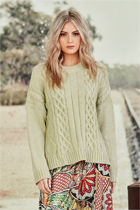 Cooper THE SNUGGLE IS REAL JERSEY-jumpers-Diahann Boutique