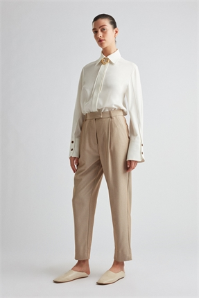 Camilla and Marc BANKS CLASSIC SHIRT-shirts-Diahann Boutique