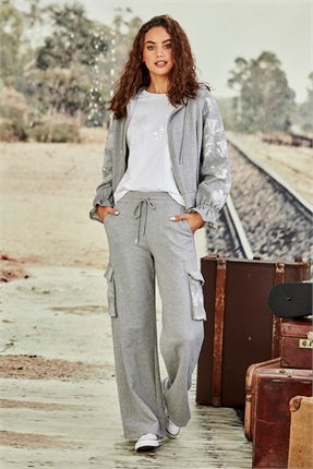 Cooper LOCKDOWN LOUNGING TRACKPANTS -pants-Diahann Boutique