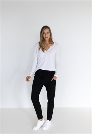 Humidity SLOUCH PANT-pants-Diahann Boutique