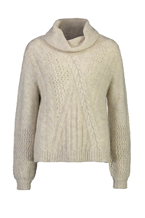Verge EXHALE SWEATER-jumpers-Diahann Boutique