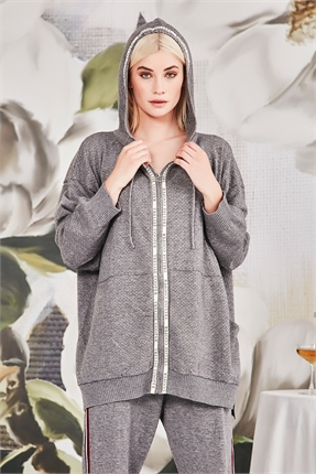 Trelise Cooper TAKE IT EASY HOODIE-tops-Diahann Boutique