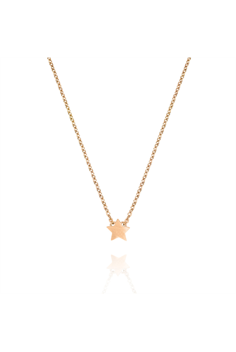Linda Tahija Tiny Star Necklace