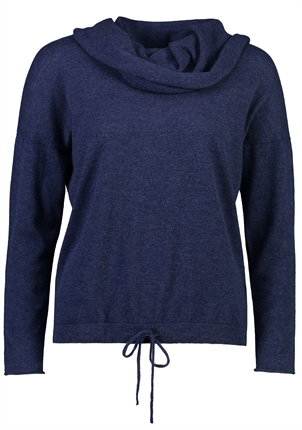 Standard Issue Cashmere Drawstring Sweat-jumpers-Diahann Boutique